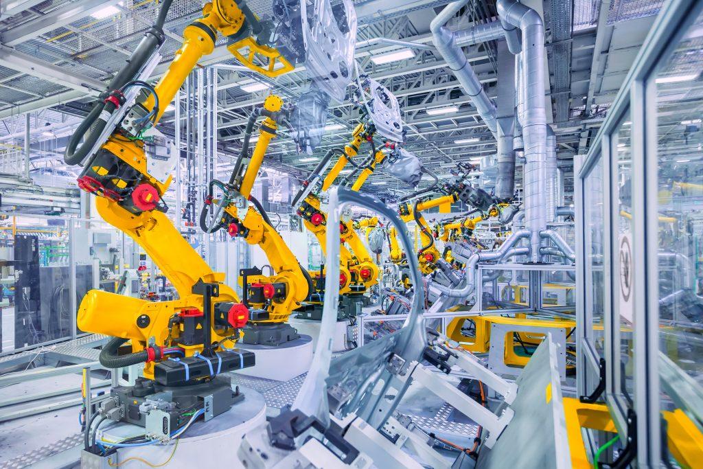 U.S. jobs, high risk, automation, robots