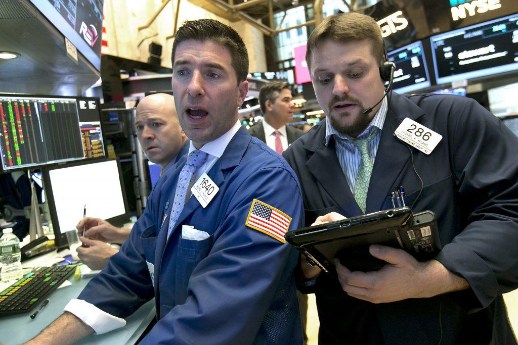 Wall Street, stocks, markets