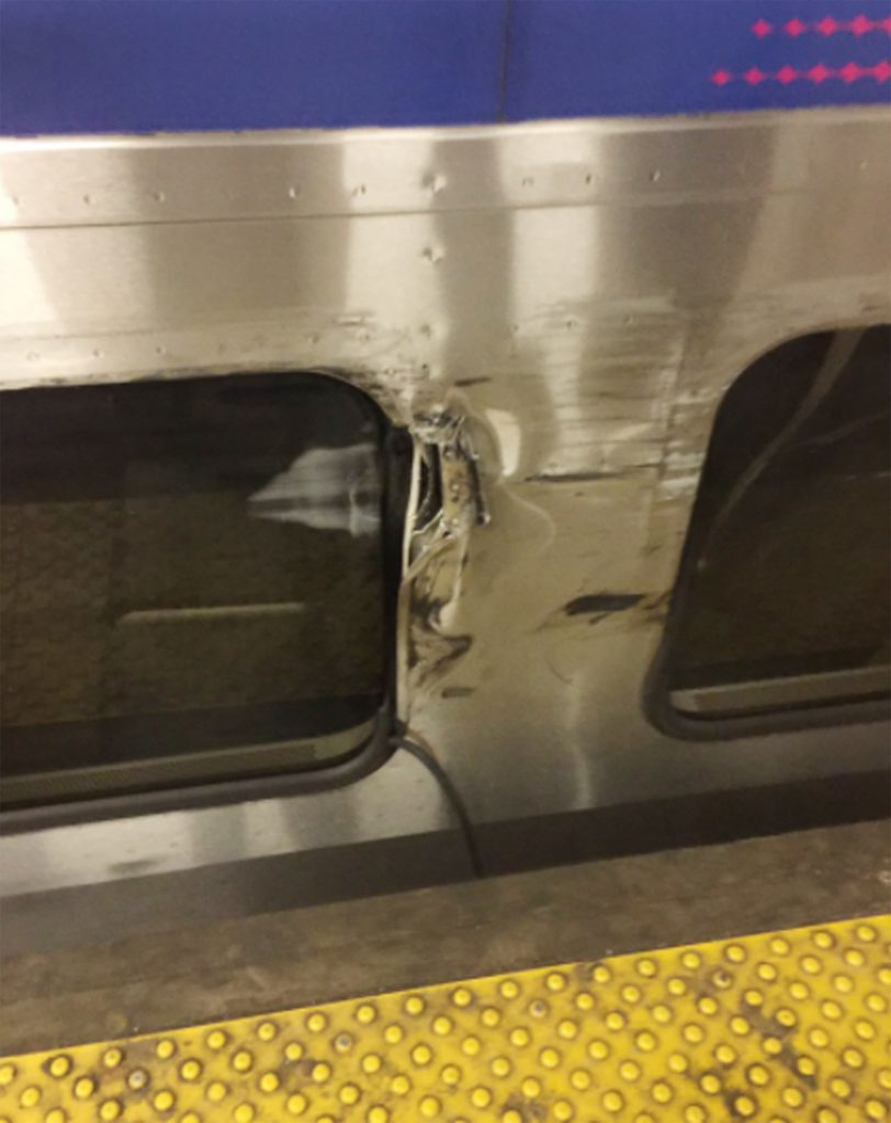 train, derailment, Penn Station, New Jersey Transit, Amtrak