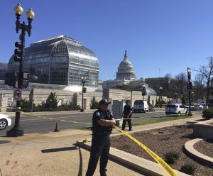Capitol, police, car