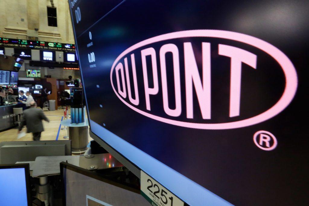DuPont Dow merger
