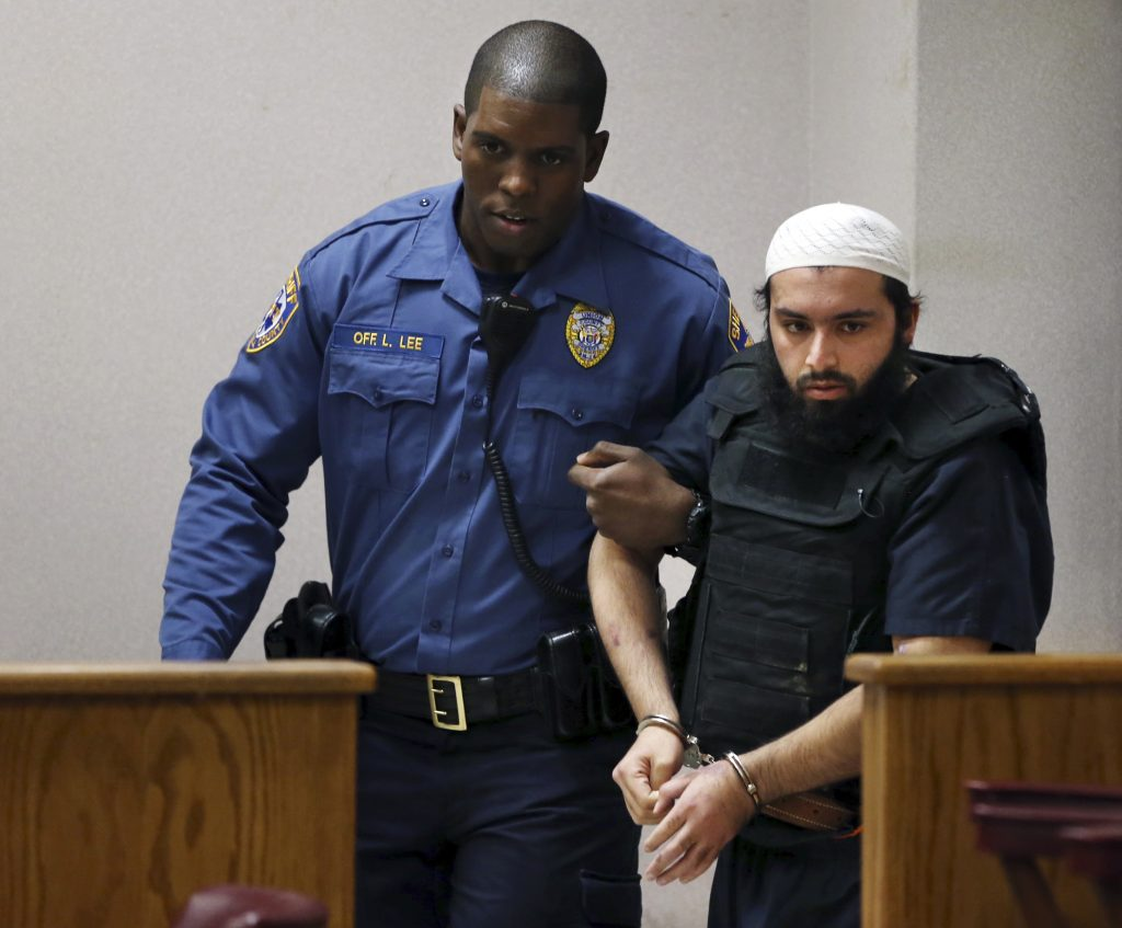 Bombing Suspect, Attempted Murder, Trial, Jersey