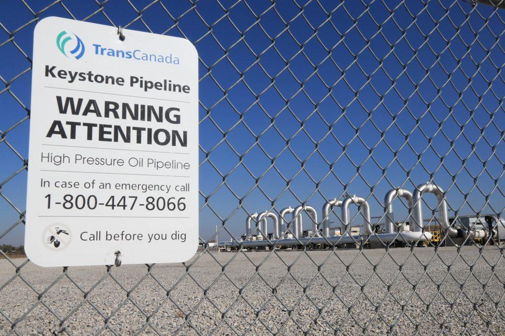 keystone, pipeline