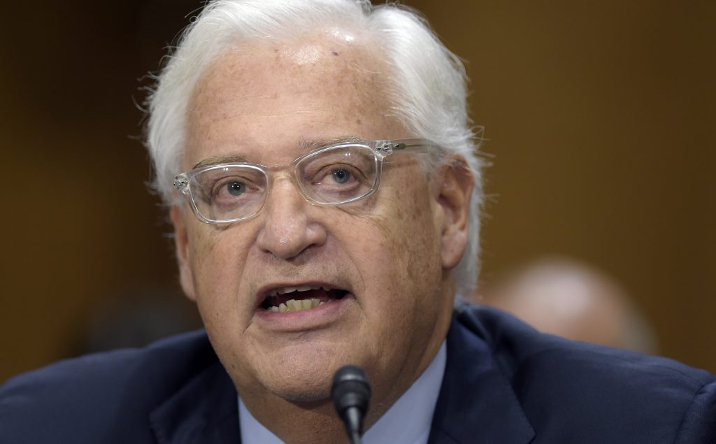 David Friedman, ambassador
