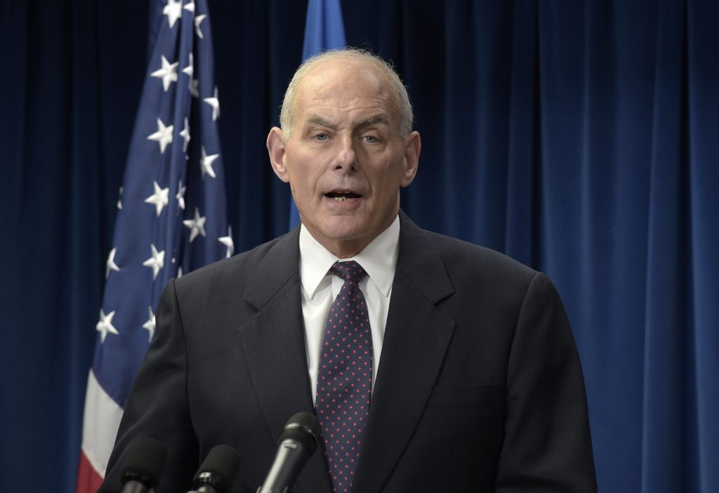 DHS May Separate Parents, Children at Border