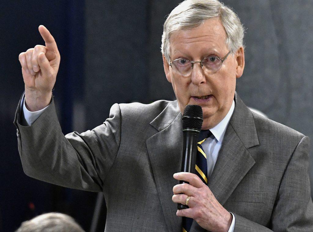 Senate, Republicans, Democrats, Donald Trump, nominee, Supreme Court, rules, Chuck Schumer, Neil Gorsuch, Mitch McConnell, nuclear option