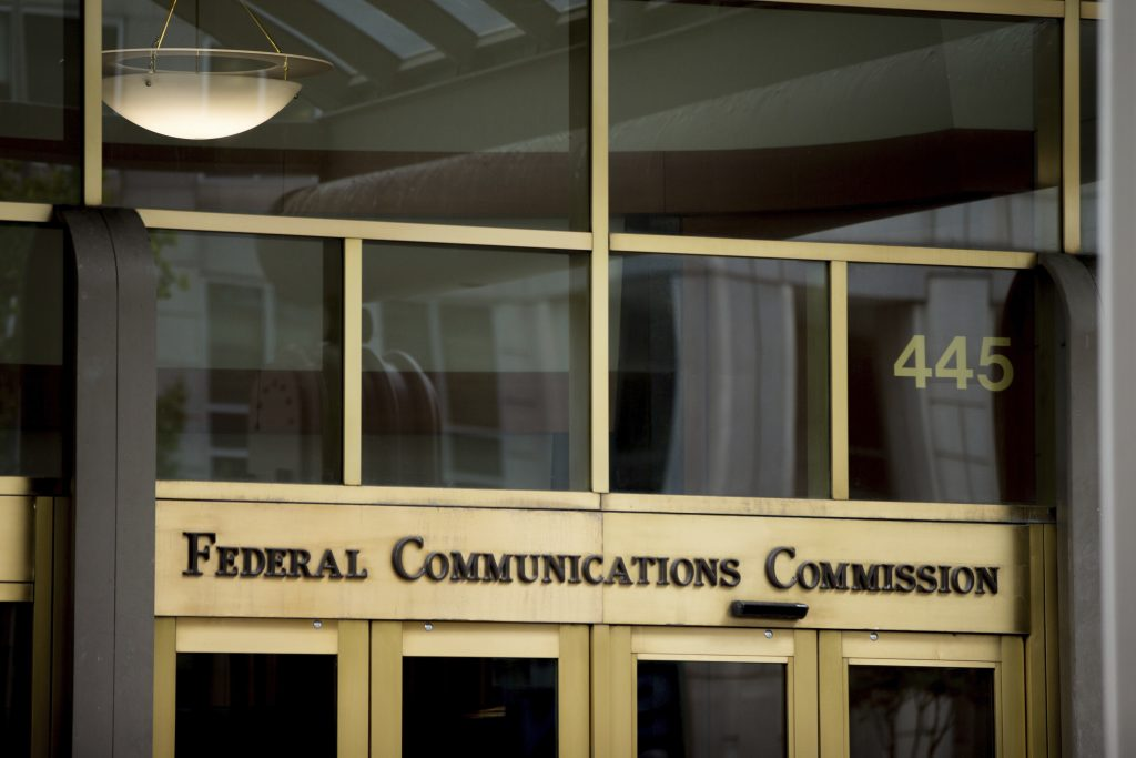 Federal Communications Commission, privacy, user data, senate