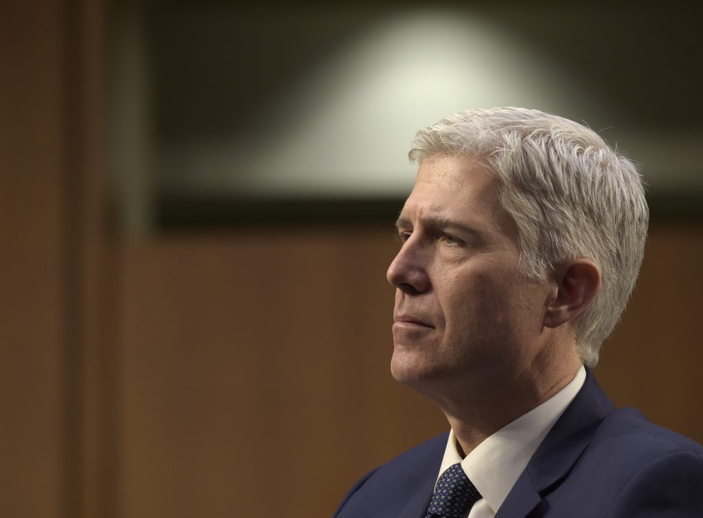 Supreme Court, justices, Senate Judiciary Committee, Tenth Circuit, Judge, Neil Gorsuch