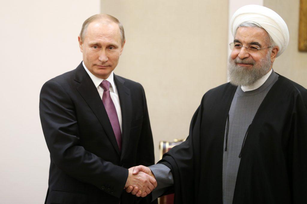 Middle East, Iran, Russia, Syria, Hassan Rouhani, Rouhani, Vladimir Putin