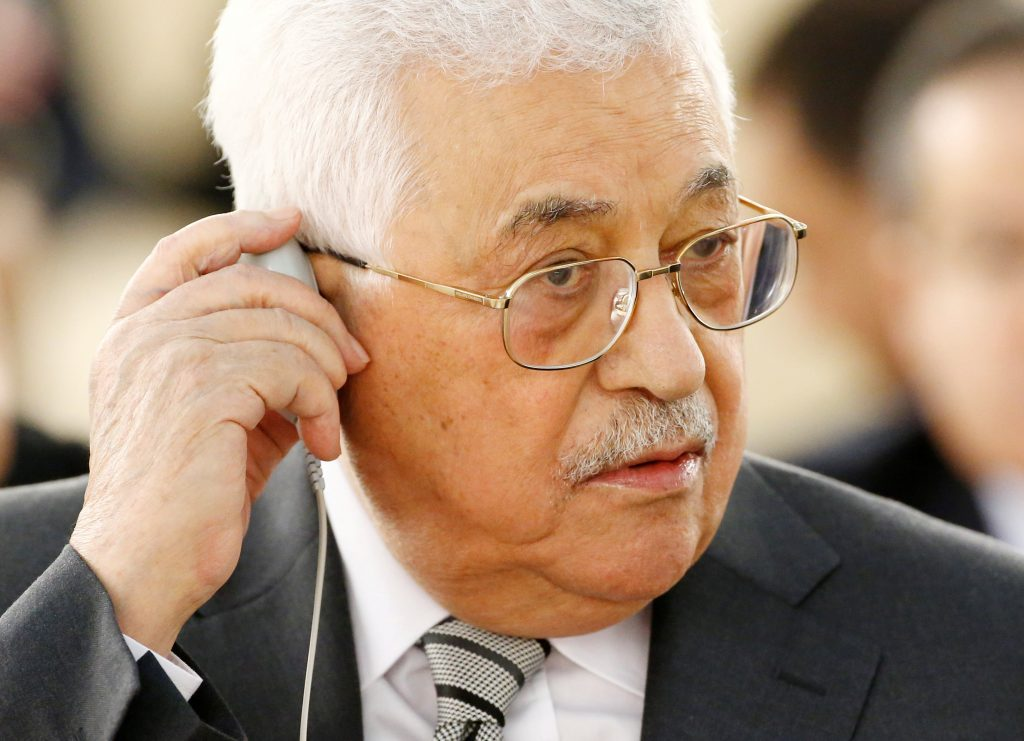 Palestinian Leader Abbas Invited to White House in Trump Call: Hamodia Jewish Daily Community News