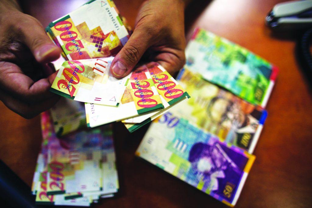 Shekel, Exchange Rate