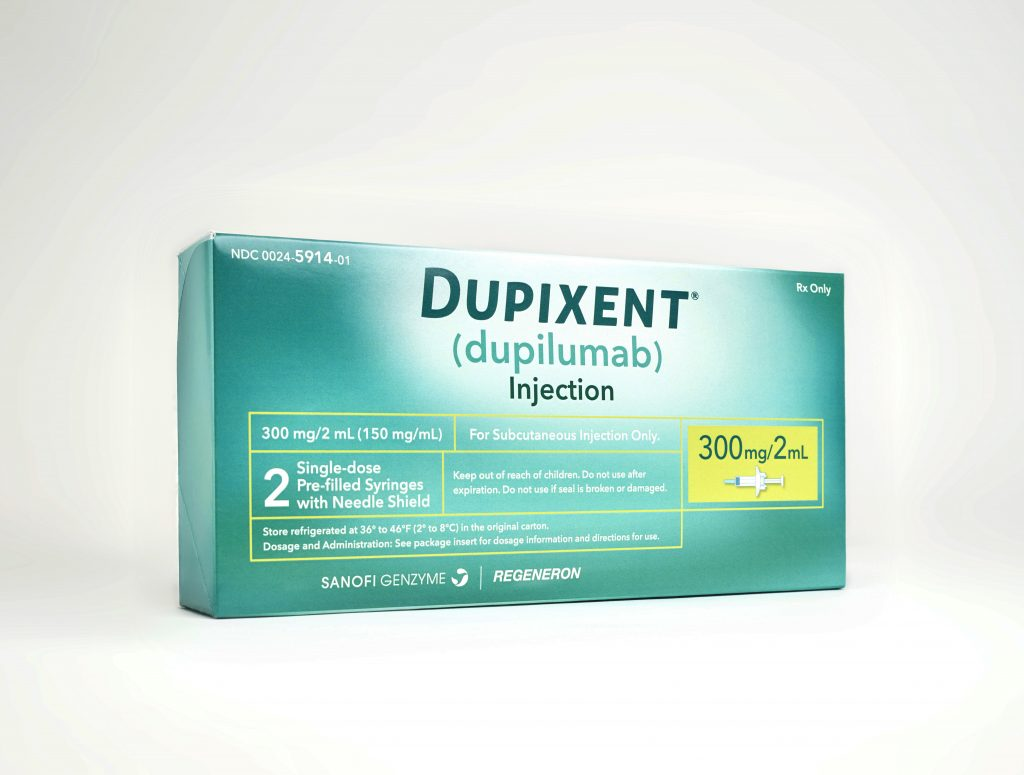 U.S., regulators, approved, medicine, skin, skin condition, eczema, Food and Drug Administration, Dupixent