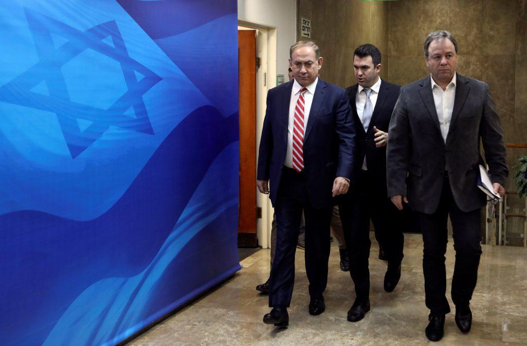 U.S.-Israel Negotiations, Snag, Israel, White House, Yehudah and Shomron, Trump