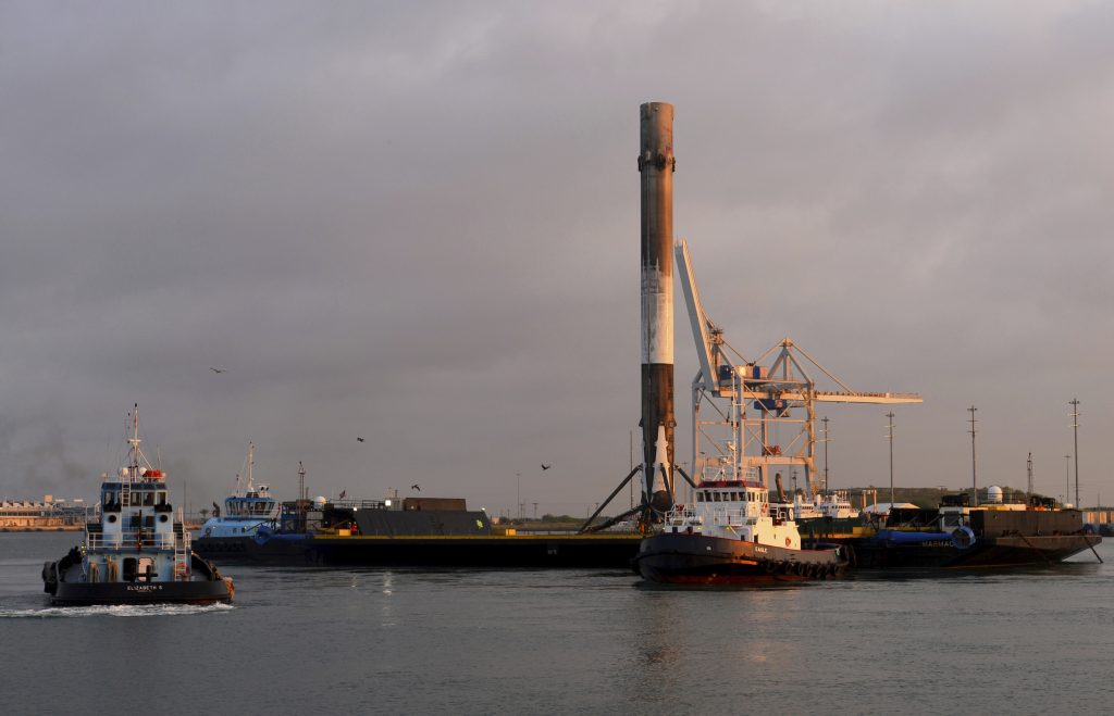 SpaceX, rocket