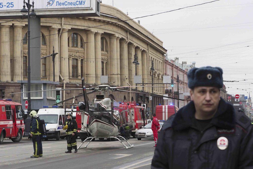 Arrested, Terrorism, St. Petersburg, Bombing