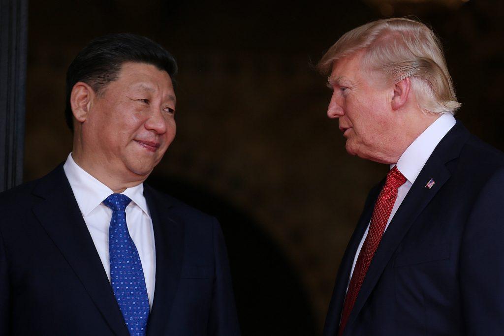 Trump, China, Xi, Trade, North Korea
