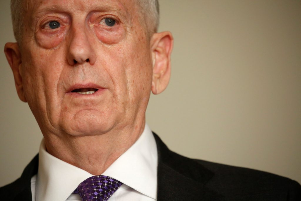 Pentagon Chief, U.S., Mother of All Bombs
