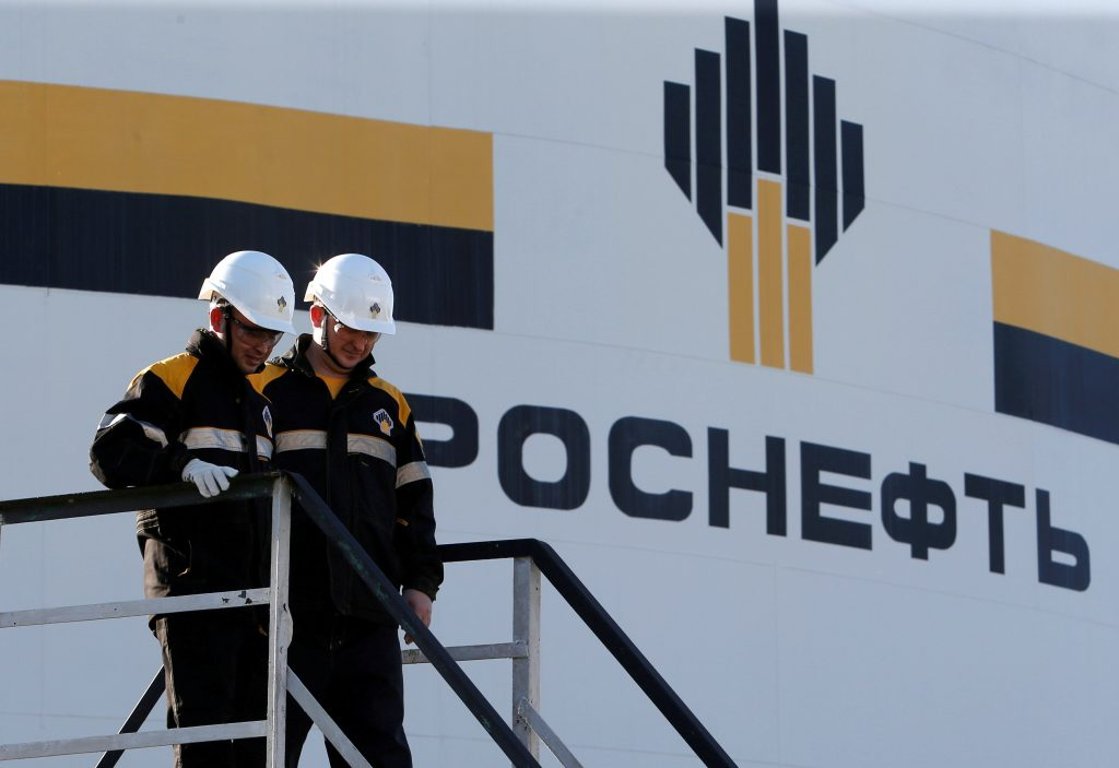 Exxon, Russian Oil