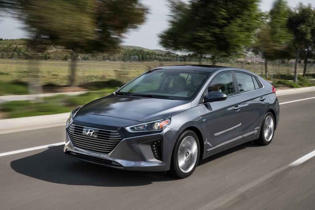 Hyundai, Ioniq