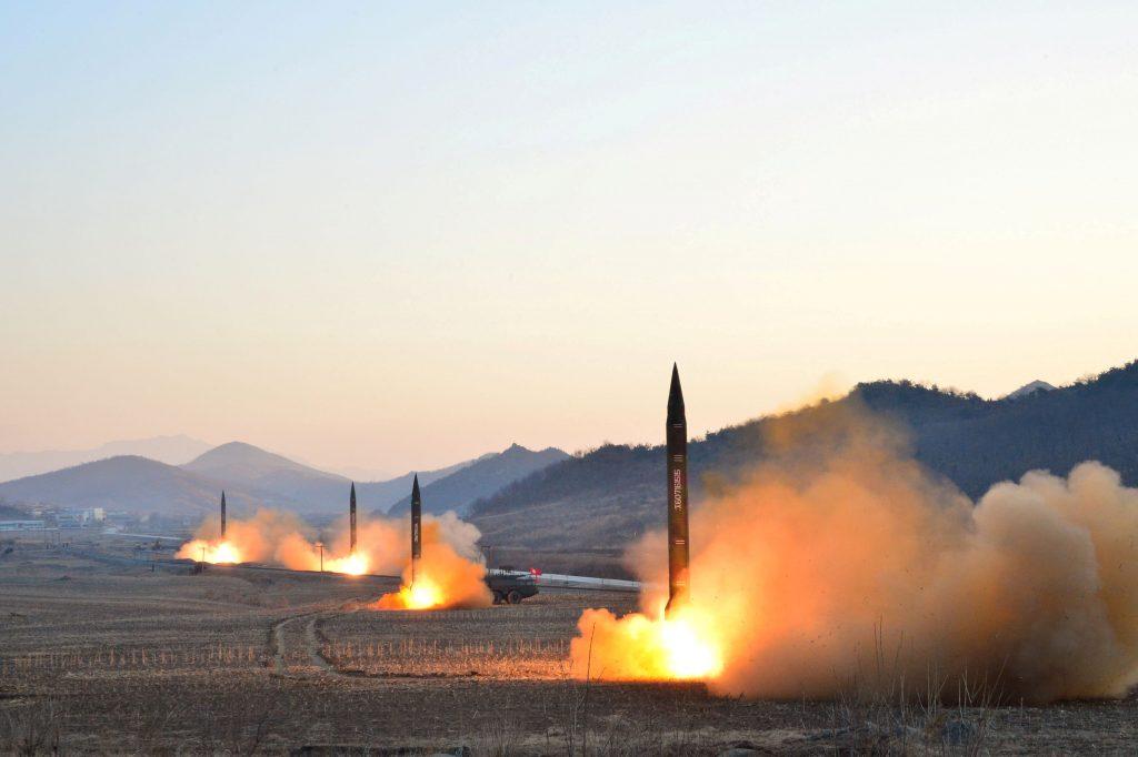 South Korea, North Korea, Missile, Sea, East Coast