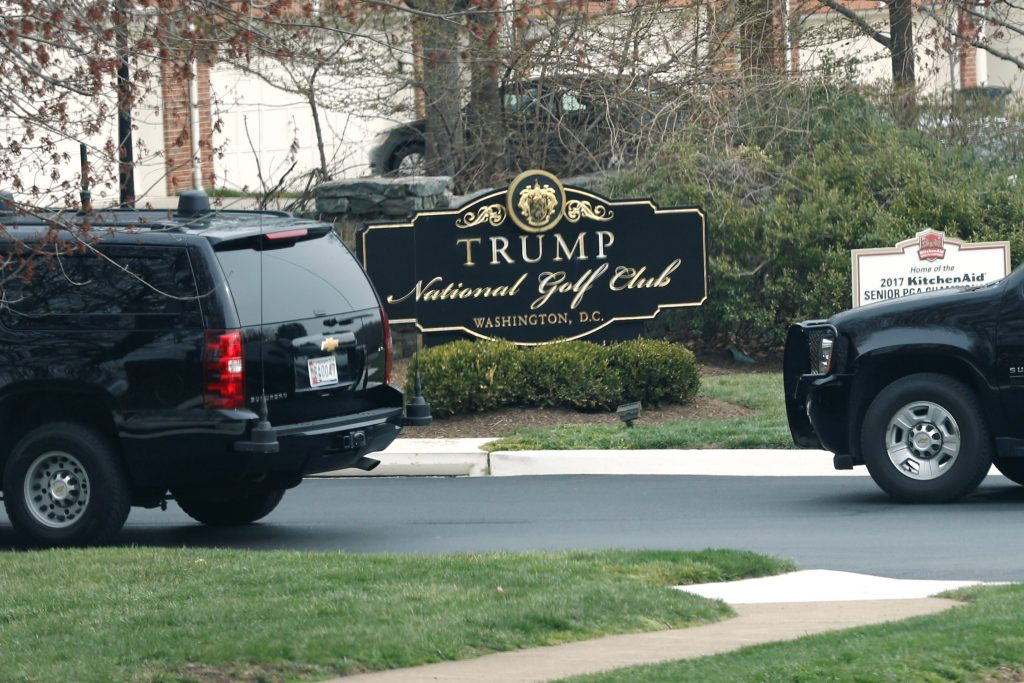 Trump Golfing, Rand Paul, Health Care