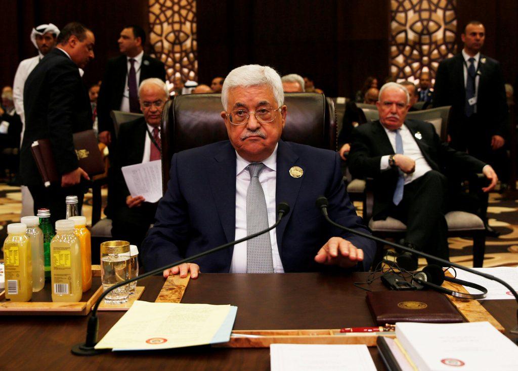 Abbas, Britain, Diplomatic Visa