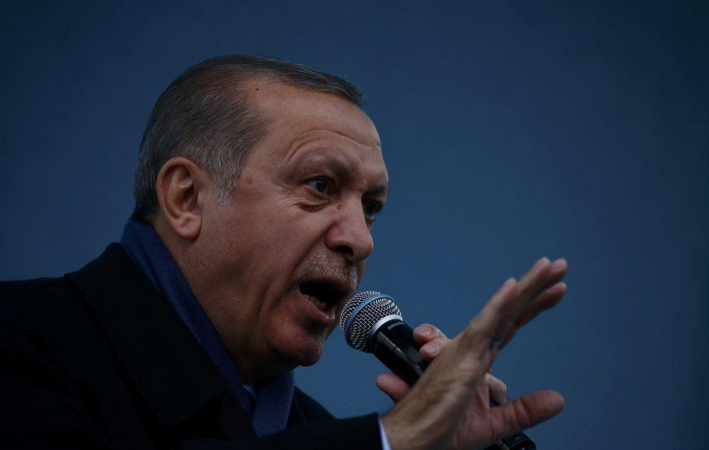 Crackdown, Dutch, Citizens, Turkey