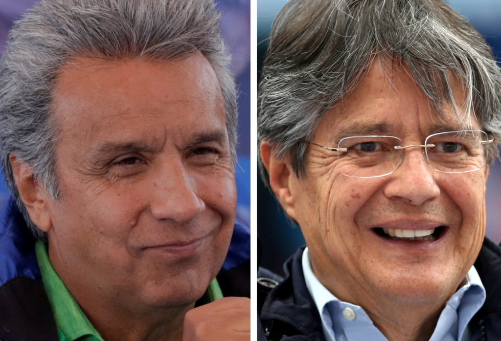 Ecuador, Leftist, Presidential, Vote