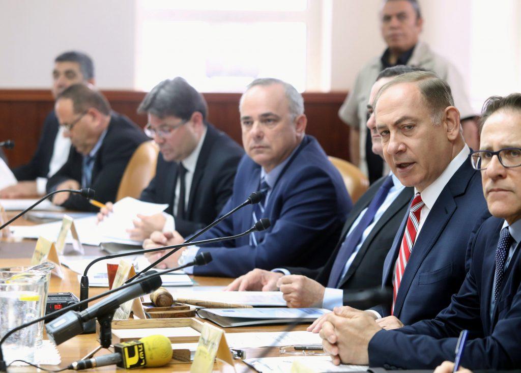 White House, Negotiations, Yehudah and Shomron