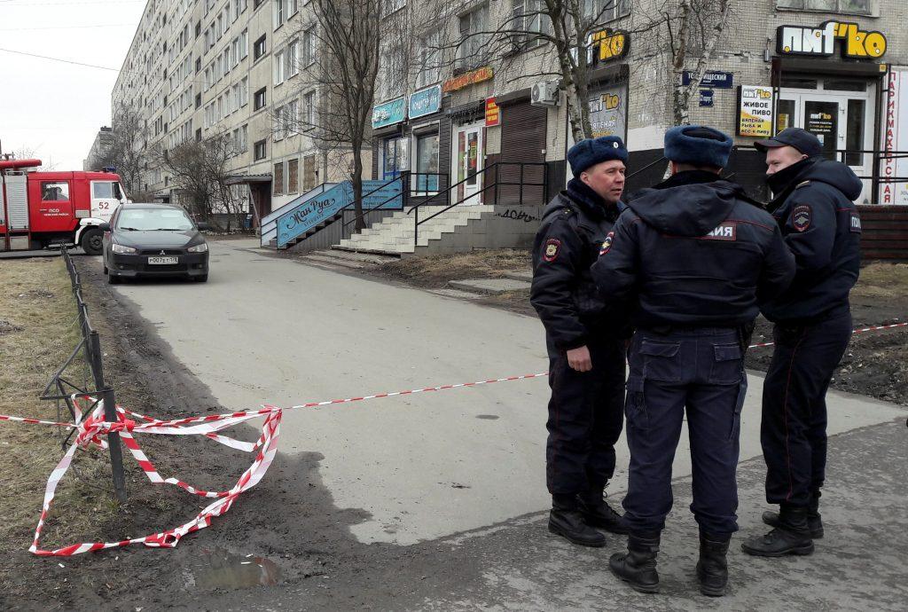 Russian Police, Arrests, Explosives, Suicide Bomber