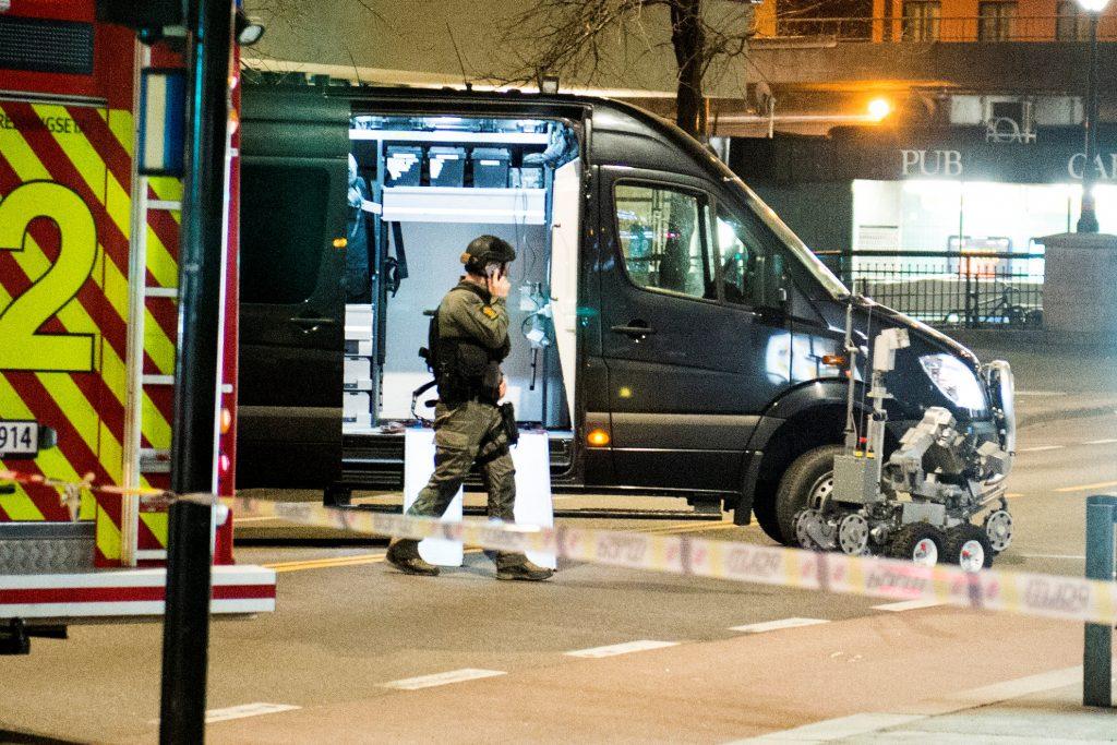 Norway, Threat Level, Oslo, Bomb Scare