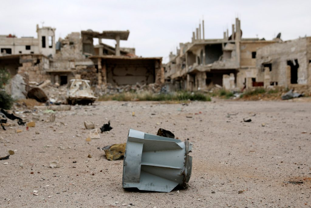 Syria, hospital