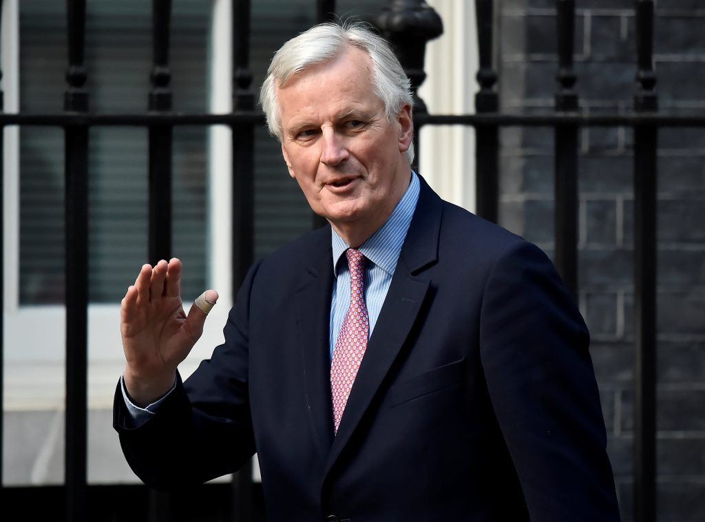 U.K., EU, Brexit, Dinner