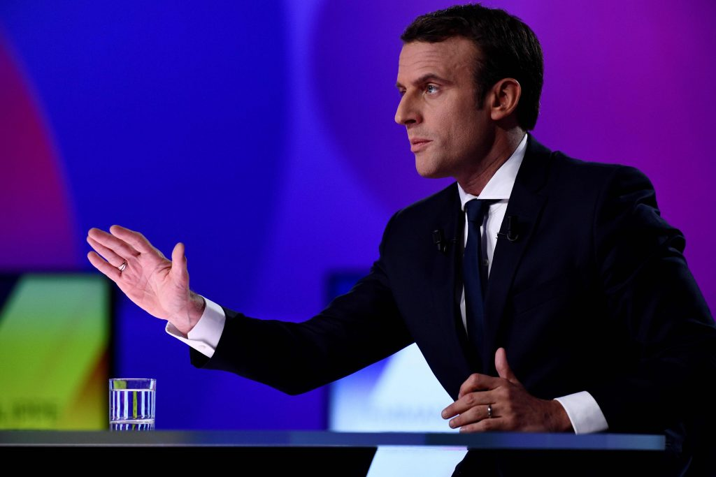 Poll: le pen loses ground to macron in french election race jewish