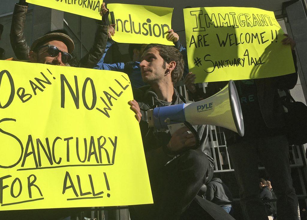California, Judge, Trump, Order, Sanctuary City