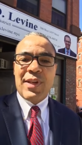 NYC Candidate, Greedy Jewish Landlords