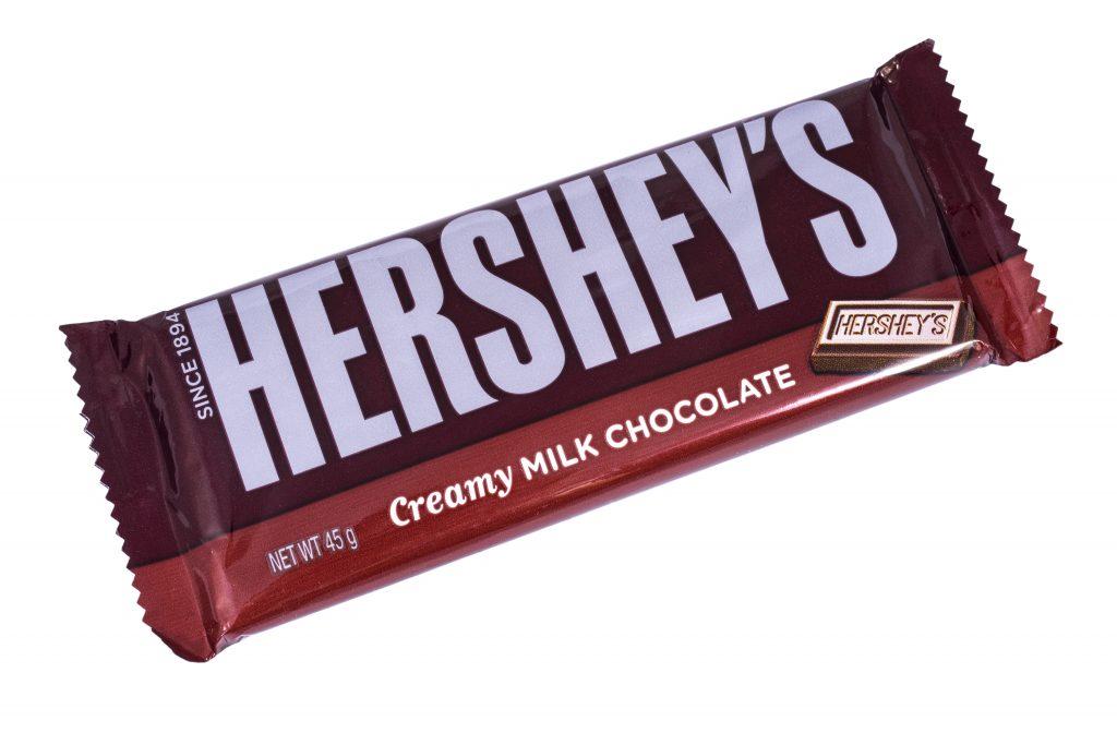 Hershey, Hershey's, earnings