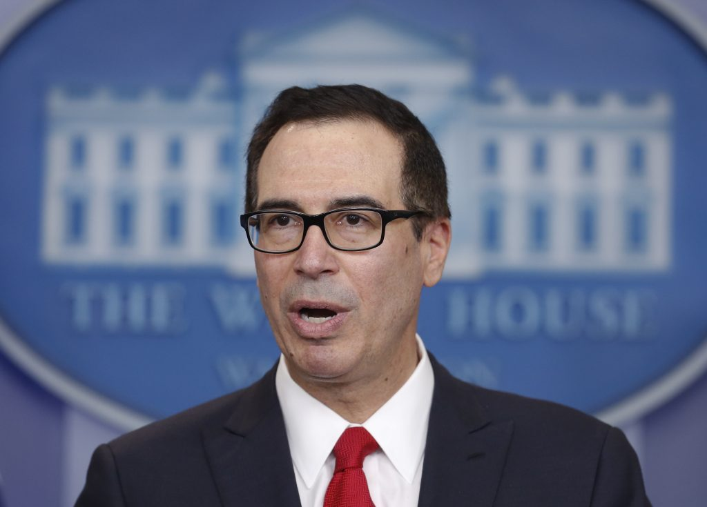 trump, mnuchin, tax return, tax returns, taxes