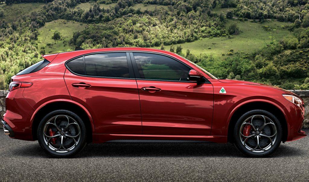 Alfa Romeo, Stelvio, station wagon