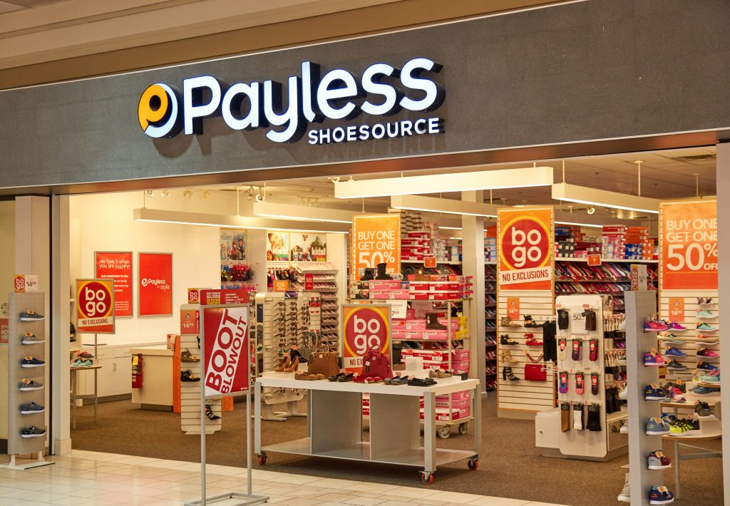 Payless, shoe, bankruptcy, bankrupt