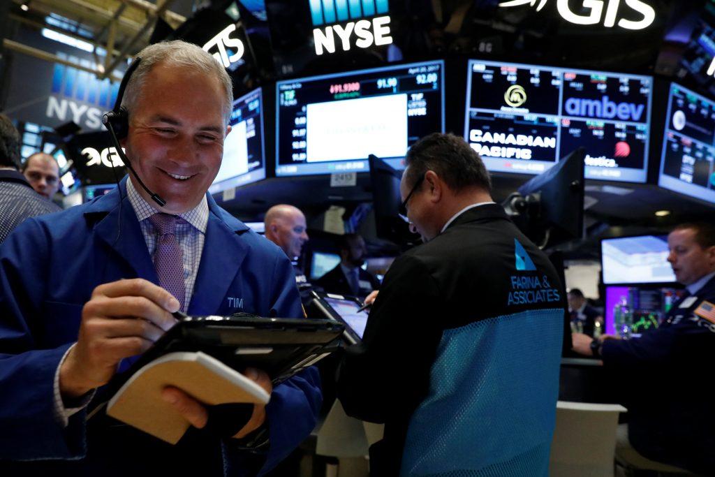 stocks, markets, wall street