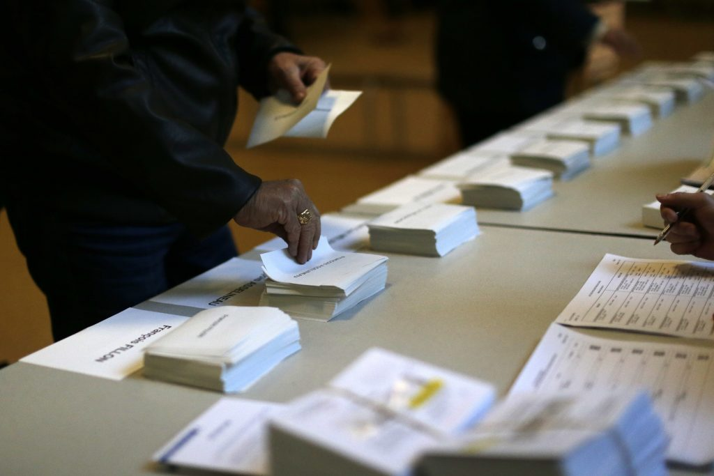 voting, election, France, French, president