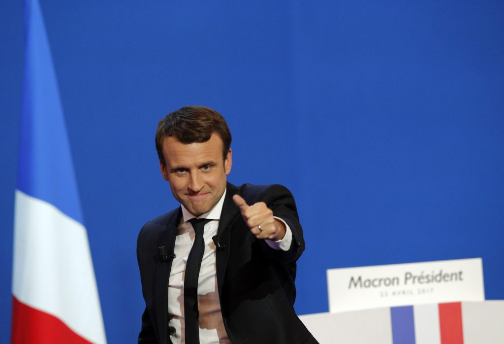 Macron, Le Pen, France, French, election, markets