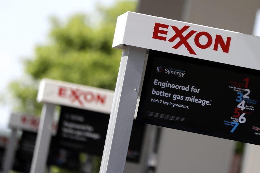 Exxon, energy, gas, earnings, profit