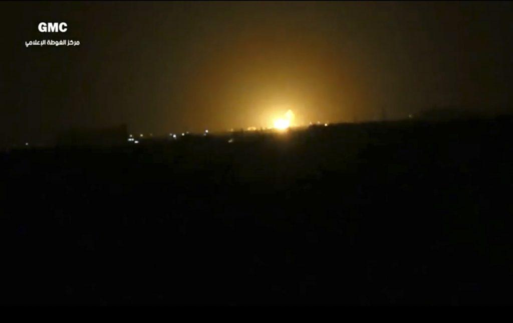 Israeli, Patriot Missiles, Golan Heights