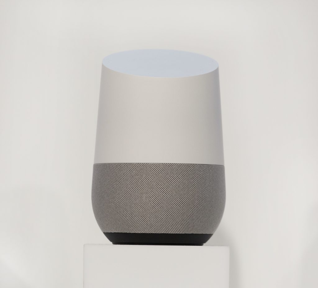 Google Home, Recognize, Different Voices