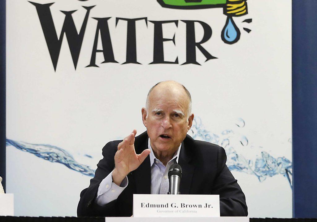 California, Governor, Drought