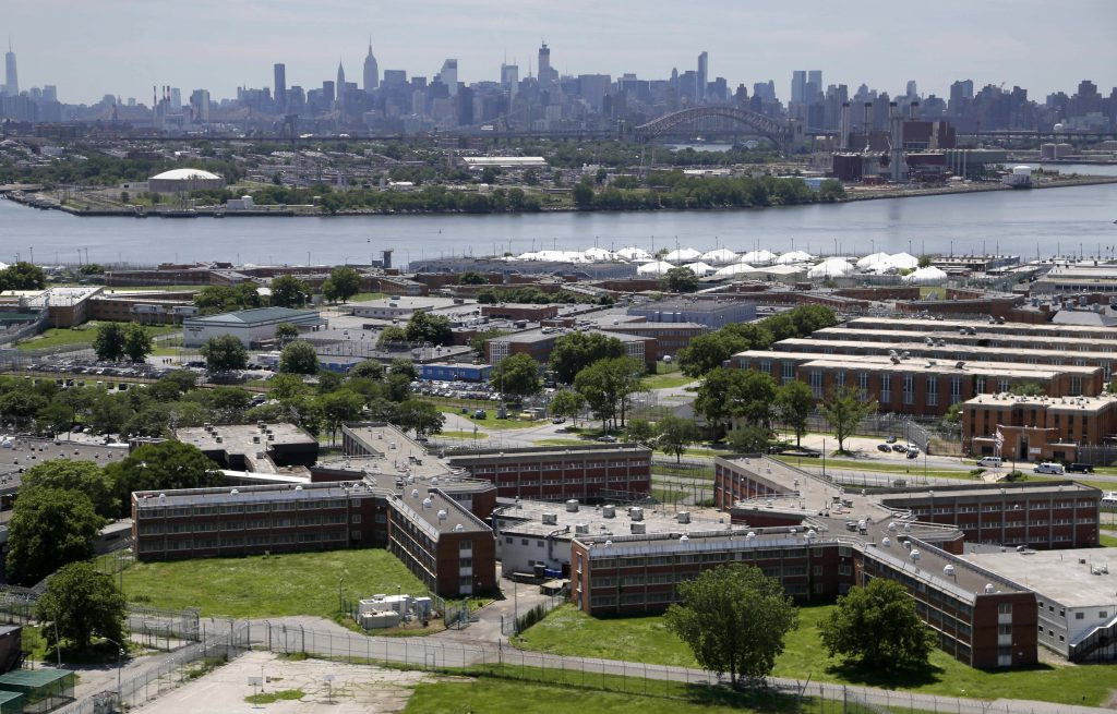 Excessive Force, Rikers, Jail