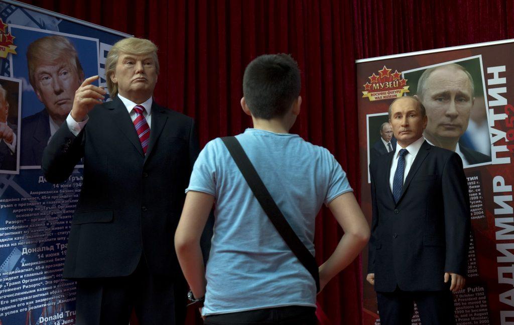 Nikki Haley, Trump, Putin, Russia, election