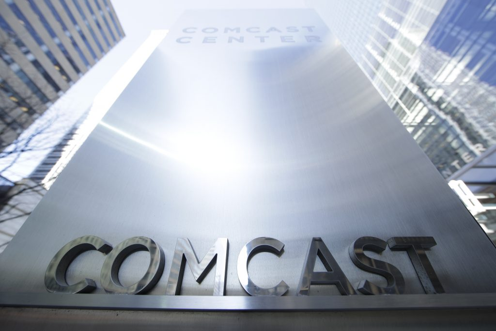 Comcast, Cellphone Service